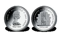 srebrna-moneta-kanadyjska-elizabeth_II