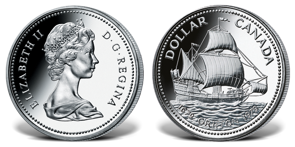 srebrna-moneta-kanadyjska-gryf