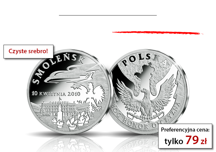 Rocznica katastrofy lotniczej w Smoleńsku
