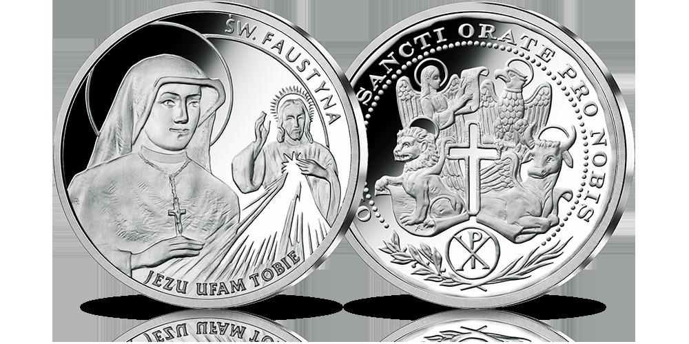 kolekcja-srebrnych-medali-wszyscy-swieci-faustyna