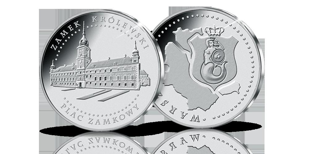 srebrny-medal-okolicznosciowy-zamek-krolewski-warszawa