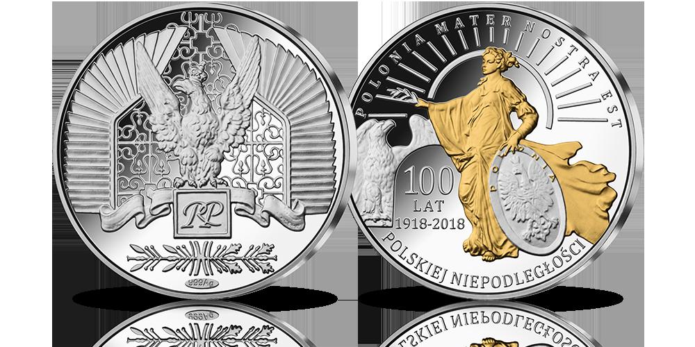 zestaw-4-srebrnych-medali-polonia-platerowanie