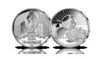zestaw-4-srebrnych-medali-polonia-stempel-lustrzany