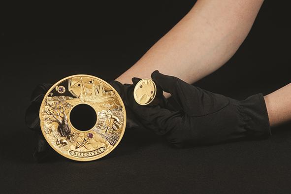 Skarbnica Narodowa Perth Mint Discovery