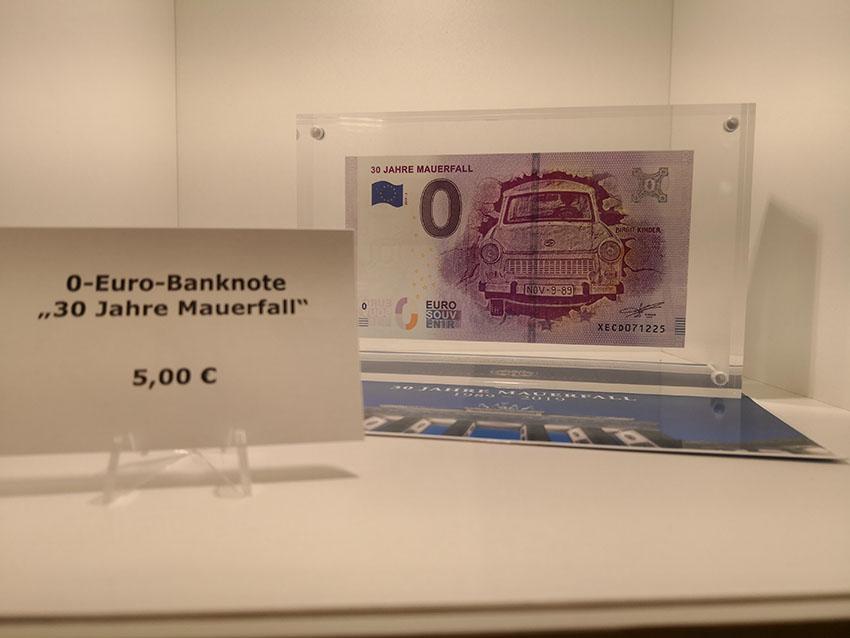 Skarbnica Narodowa World Money Fair upadek muru berlińskiego