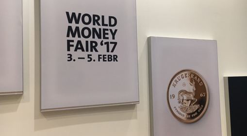 Berlin World Money Fair 2017