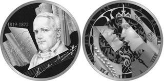Moneta zaprojektowana przez Roberta i Paulinę Kotowicz