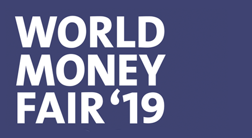 Skarbnica Narodowa World Money Fair 2019