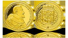 Najdroższa polska moneta w historii - okazała replika