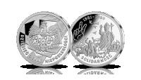 Solidarność - srebrny medal