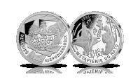 Wstąpienie do NATO - srebrny medal