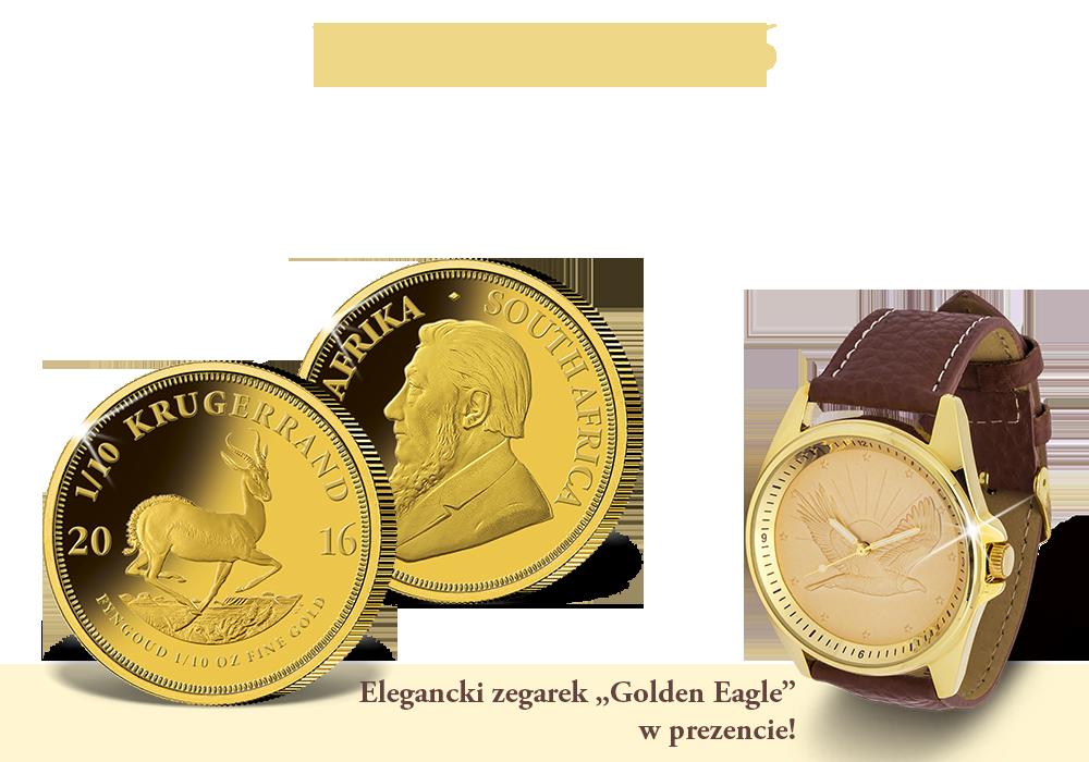 Krugerrand 2016