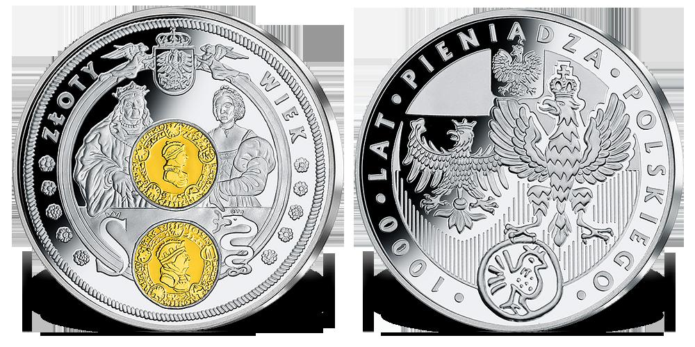 1000-lat-pieniadza-polskiego-zloty-wiek