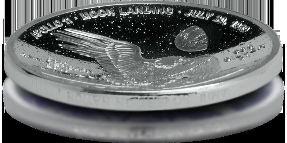 srebrna-moneta-ladowanie-na-ksiezycu-awers