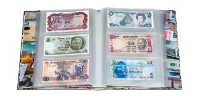 Album na 300 banknotów - Bills