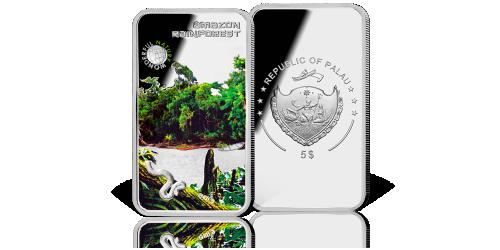 srebrna-sztabka-moneta-las-deszczowy