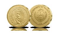 zlote-repliki-starozytnych-rzymskich-monet-kaligul