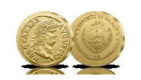 zlote-repliki-starozytnych-rzymskich-monet-neron