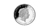 Bitwa Warszawska - oficjalna srebrna moneta o nominale 40 dolarów.