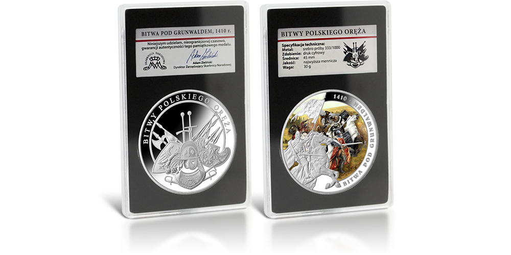 srebrny-medal-okolicznosciowy-bitwa-pod-grunwaldem-1410-kapsula