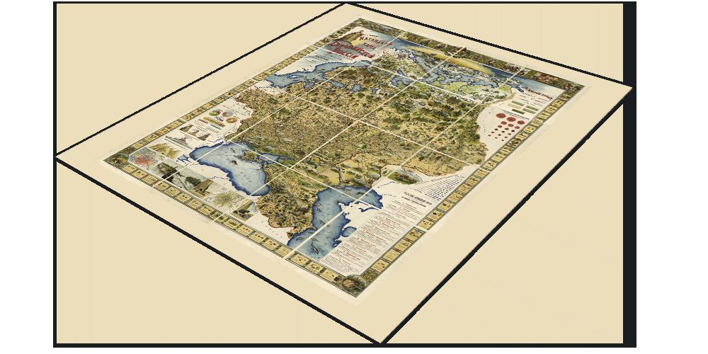 mapa-rosji-za-panowania-cara-mikolaja-ii-lezaca