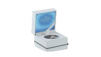 Białe pudełko na monetę z Chińską Pandą z edycji Deep Frozen