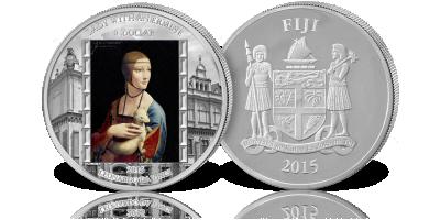 Najcenniejszy obraz w polskich zbiorach na wyjątkowej monecie