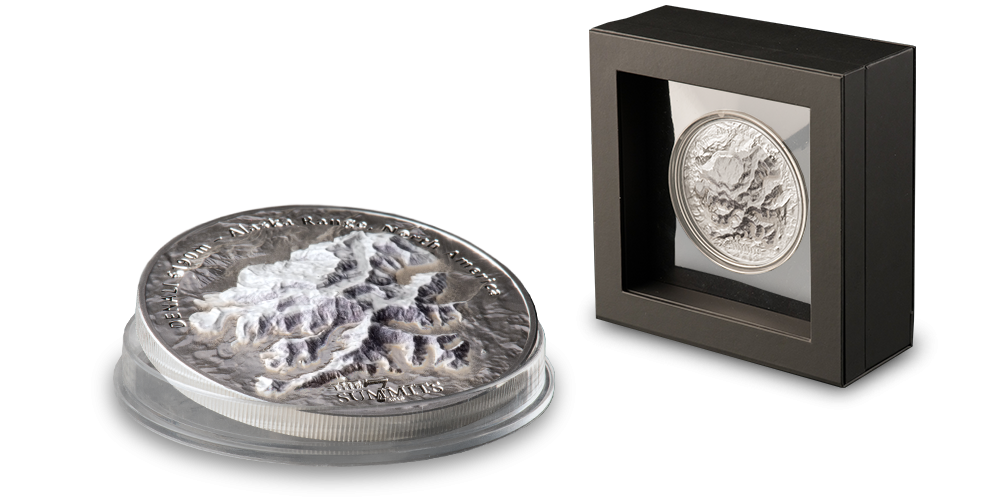 srebrna-moneta-trojwymiarowa-szczyty-swiata-denali-alaska-pakowanie