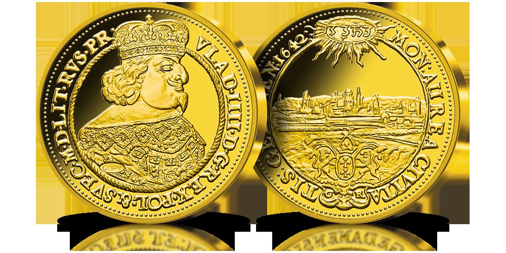 100 dukatów Zygmunta III Wazy
