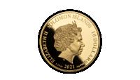 awers monety EURO 2020