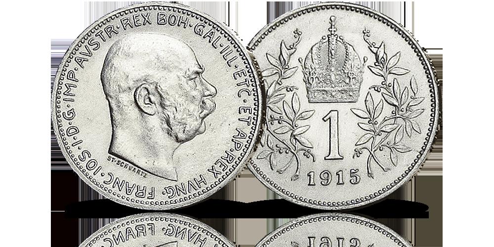 1 korona Franciszka Józefa I.