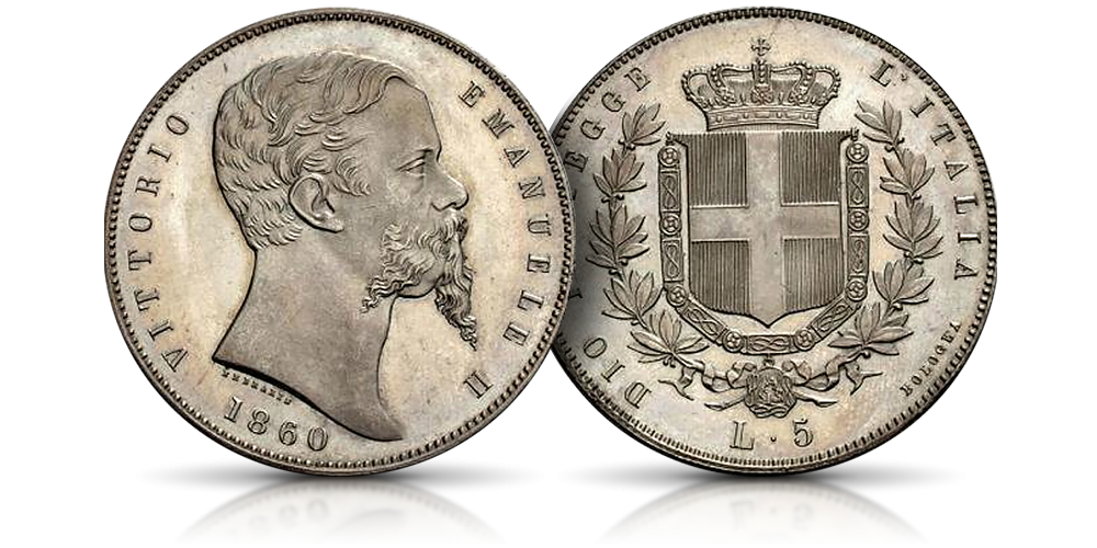 Pierwsze pieniądze włoskiej mafii