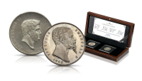 zestaw-historycznych-srebrnych-monet-z-czasow-poczatkow-mafii