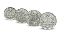 monety-obiegowe-ii-rzeczpospolitej-1-zl-50-20-10-groszy