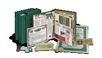 kolekcja monet znaczków i banknotów kronika numizmatyczna filatelistyczna II wojny światowej