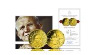 zloty-numizmat-jan-pawel-ii-swiety-certyfikat