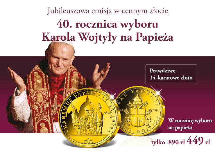 40. rocznica Habemus Papam