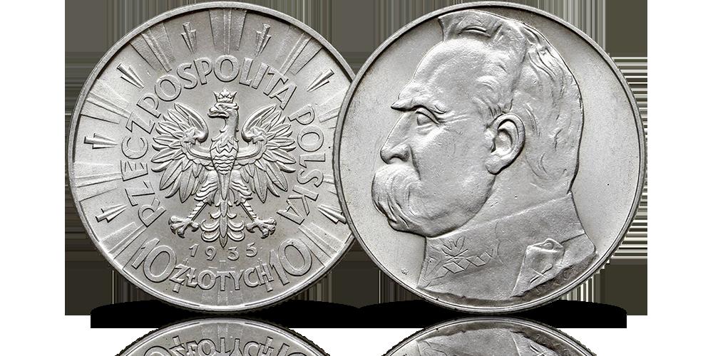 ramka-kolekcjonerska-bohater-narodowy-jozef-pilsudski-10-zlotych
