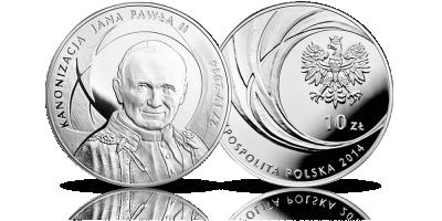 Kanonizacja Jana Pawła II