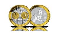 kolekcja-medali-upamietniajacych-zlote-monety-euro-austria