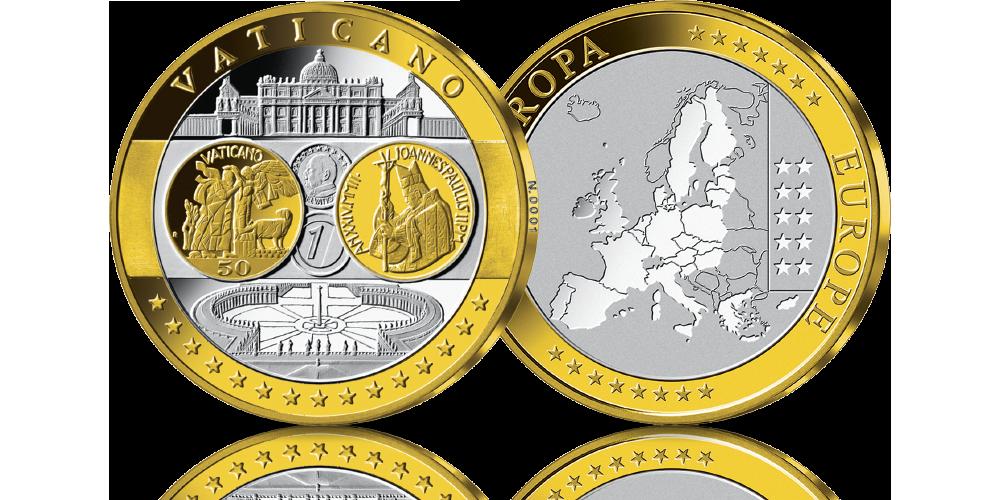 kolekcja-medali-upamietniajacych-zlote-monety-euro-watykan
