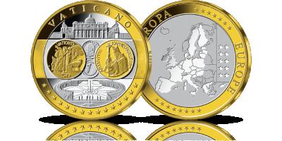 Kolekcja Pierwsza Wspólna Waluta Europy