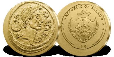 Złote Monety Imperium Rzymskiego