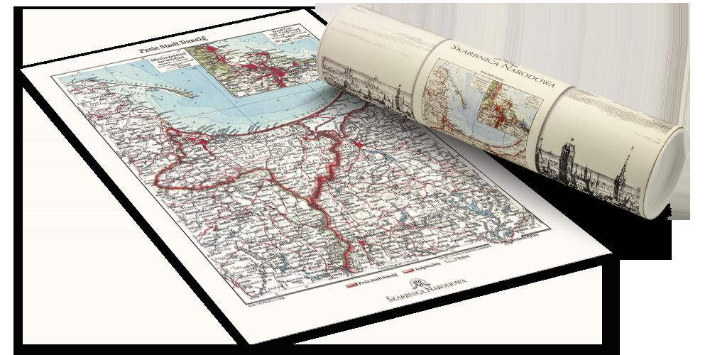 wolne-miasto-gdansk-mapa