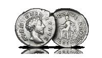 srebrny-denar-Marek Aureliusz