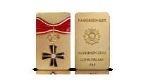 order mannerheima w cennym złocie