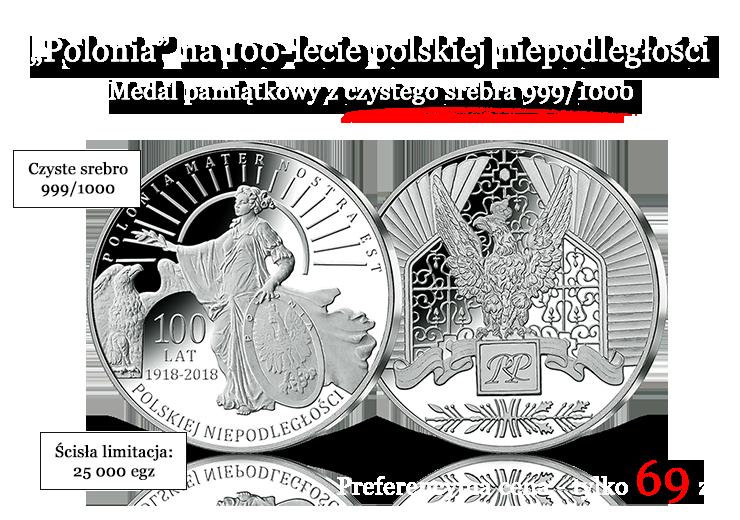 """Polonia"" na stulecie polskiej niepodległości"