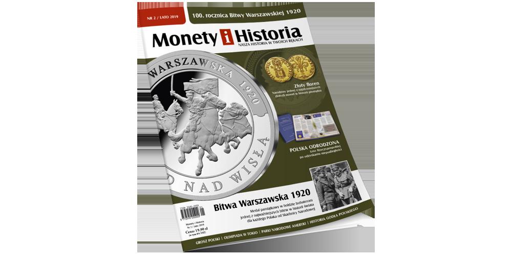 Magazyn Monety i Historia numer 2