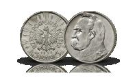 monety-obiegowe-ii-rzeczpospolitej-pilsudski