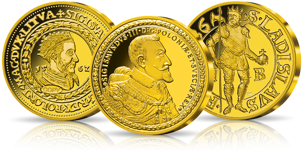 repliki-polskich-monet-historycznych-trzy-monety